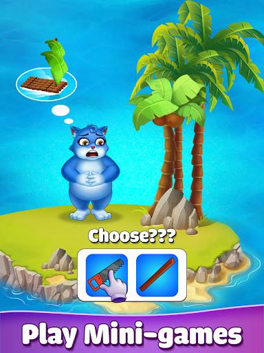 Cat Pop Island: Bubble Shooter Adventure 8.5 screenshots 10