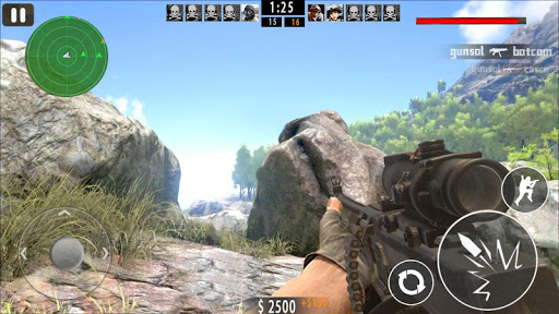 Mountain Sniper Shoot 1.4 Paidproapk.com 3