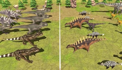 Jurassic Epic Dinosaur Battle Simulator Dino World 1.0.1 screenshots 2