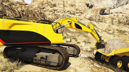 Dozer and Truck Games: Excavator Simulator  screenshots 6