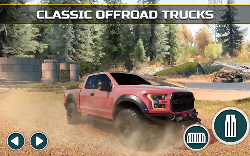 Off road 4X4 Jeep Racing Xtreme 3D 2 1.1.1 screenshots 7