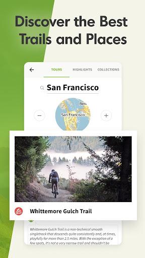 Komoot u2014 Cycling, Hiking & Mountain Biking Maps 10.21.15 Screenshots 7