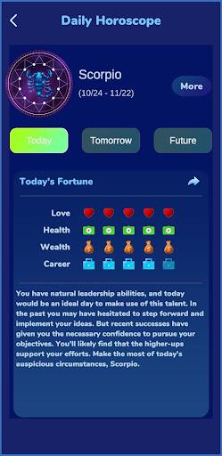 Palm Expert - Palmistry, Horoscope & Tarot Reading screenshots 2