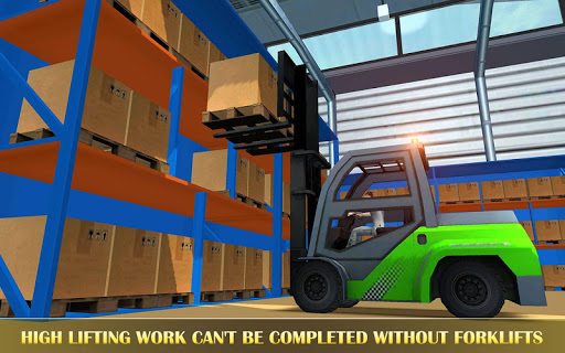 Forklift Simulator Pro 2.6 screenshots 9