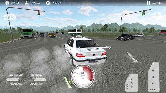 Driving Zone 2 Lite Screenshot