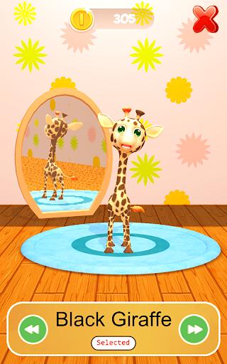 Talking Giraffe 1.54 screenshots 12