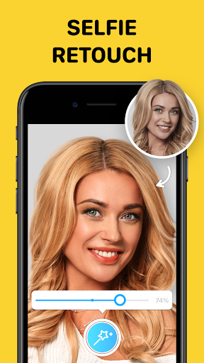 Banuba - Funny Face Swap & Camera Filters  Screenshots 2
