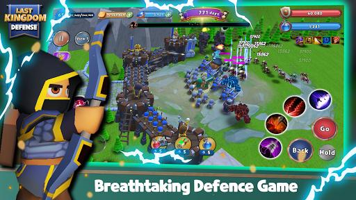 Last Kingdom: Defense  screenshots 21