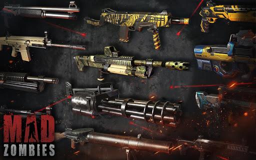 MAD ZOMBIES : Offline Zombie Games  Screenshots 10