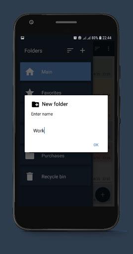 Notepad Notes android2mod screenshots 7