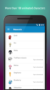 Shimeji Mod APK 4.1 Full Unlocked/Ad-Free Download For Android 3