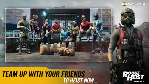 MPL Rogue Heist - India's 1st Shooter Game 1.43.0 Screenshots 6