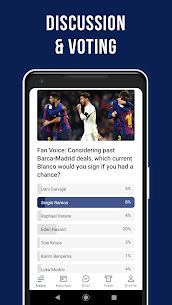 Barcelona Live: Unofficial App for football fans 4