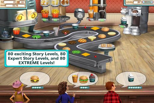 Burger Shop (No Ads) 1.6 Screenshots 11
