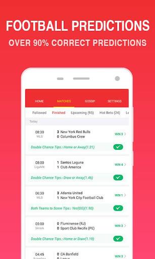 O Football - Betting Predictions & Tips 2.6 Screenshots 7