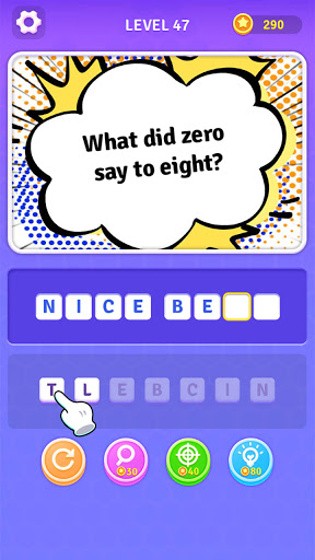 BrainBoom: Word Riddles Quiz, Free Brain Test Game screenshots 1