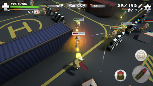 Mini Soldiers: Battle royale 3D 1.2.123 screenshots 13
