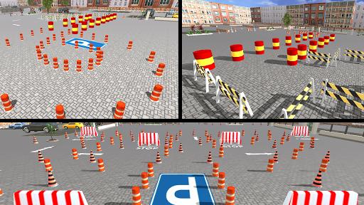 advance car parking games 3d : car driving games screenshot 3