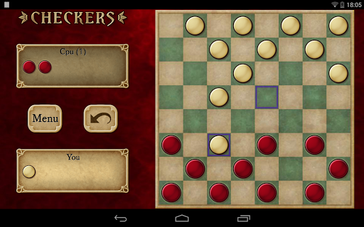 Checkers Free 2.321 screenshots 17