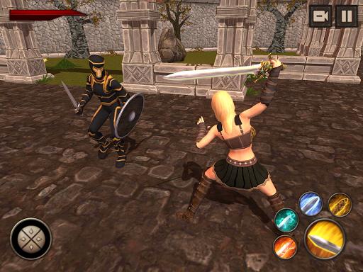 Samurai Ninja Warrior - Sword Fighting Games 2020 screenshots 8