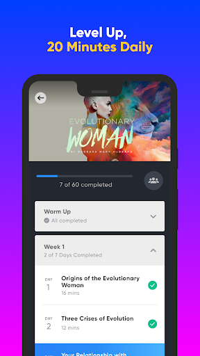 Mindvalley: Learn, Evolve and Transform Your Life 5.12.3 Screenshots 2