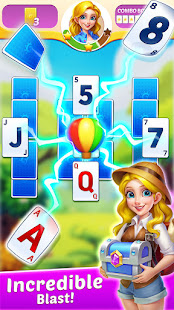 Solitaire Tripeaks Diary - Solitaire Card Classic 1.27.1 APK screenshots 7