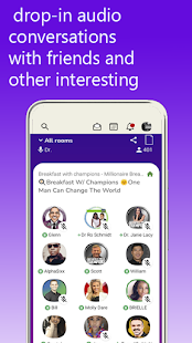 Invite - Audio Chat
