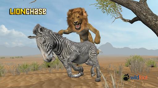 lion chase screenshot 1
