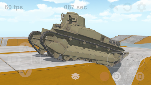 Tank Physics Mobile  screenshots 1