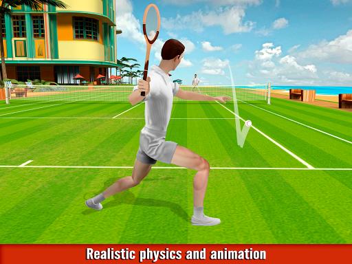 World of Tennis: Roaring u201920s u2014 online sports game  screenshots 9