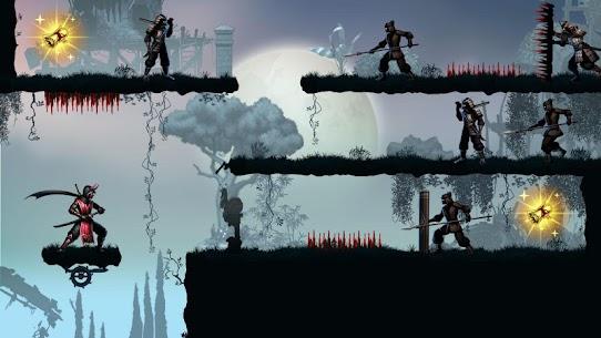 Ninja warrior: leyenda de los juegos de aventura 3