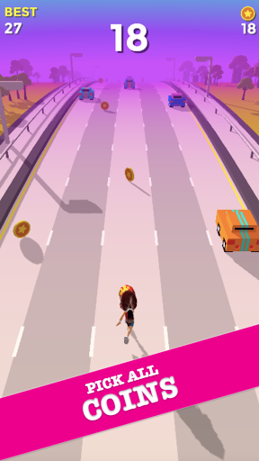 ud83dudc78 My Little Princess u2013 Endless Running Game apkdebit screenshots 2