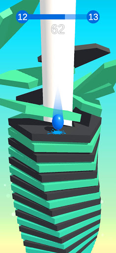 Stack Ball - Blast through platforms apkslow screenshots 5