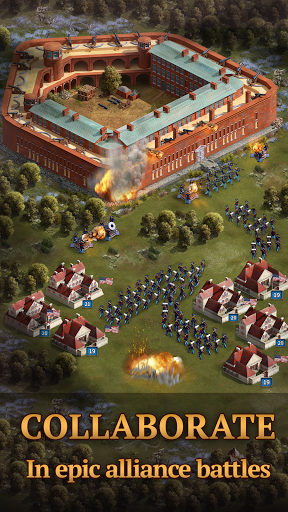 War and Peace: The #1 Civil War Strategy Game modavailable screenshots 7