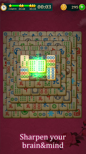 Mahjong Solitaire: Classic 21.0217.09 screenshots 1