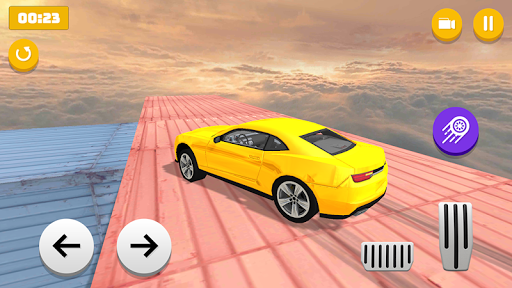 Car Stunts: Car racing games& Free GT Car Games 1.18 screenshots 2