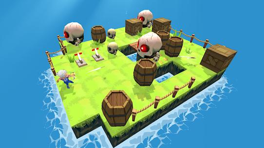 Puzzle Battle: The Hunter Mod Apk 1.10 (Lots of Money) 6