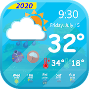 Live Weather - Weather Forecast 2020
