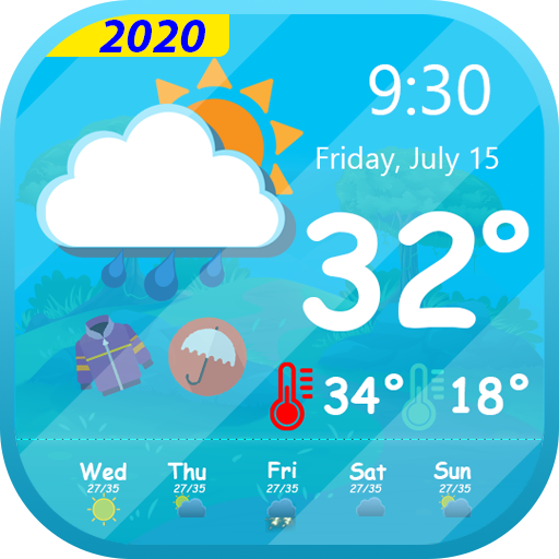 Live Weather - Weather Forecast 2020 APK