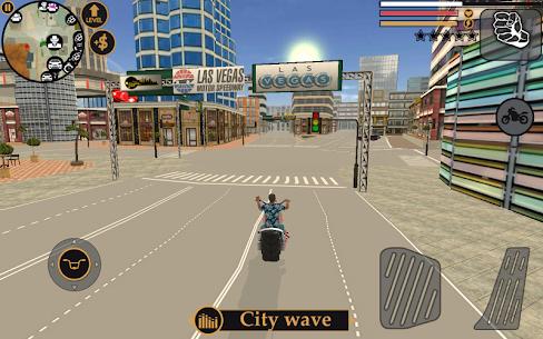 تحميل لعبة درايفر Vegas Crime Simulator للاندرويد APK مجانا 3