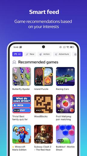 Yandex Games screenshots 3