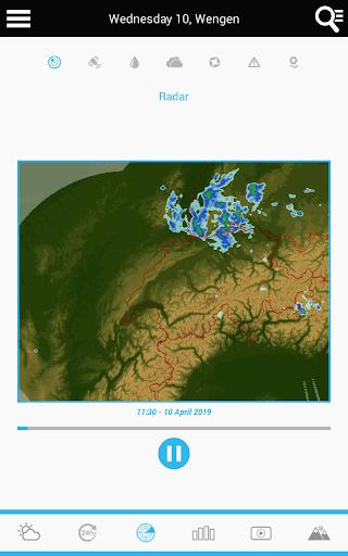 Swiss Weather 1.7.0.19 Screenshots 20