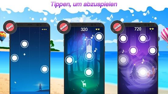 Dream Piano - Music Game Screenshot