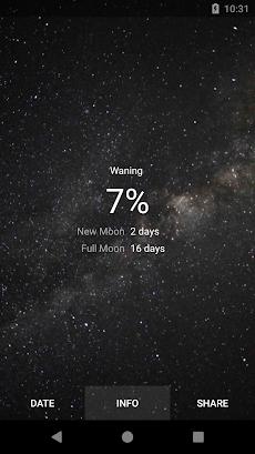 MOON - Current Moon Phaseのおすすめ画像2