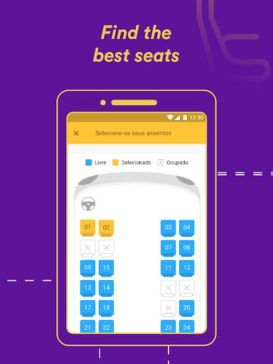 ClickBus - Bus Tickets 3.16.1 Screenshots 11