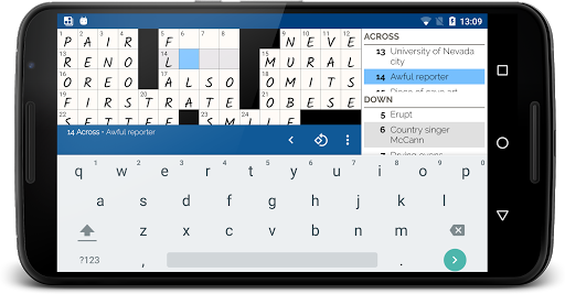 alphacross Crossword apkslow screenshots 7