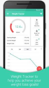 BMI and Weight Tracker Pro Apk (Mod/Lite) 1