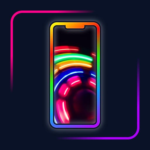 Iluminare magică a marginii -2021: muchie colorată