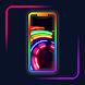 魔法のエッジ照明-2021:カラフルなエッジ