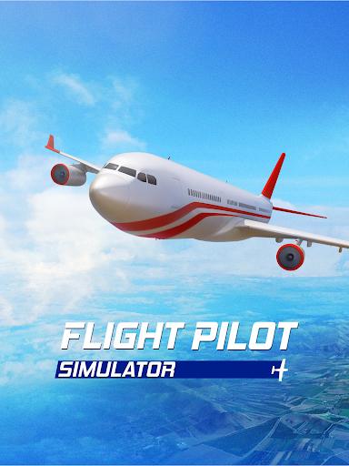 Flight Pilot Simulator 3D Free Apkfinish screenshots 4